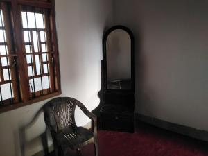A seating area at Magampura Villa