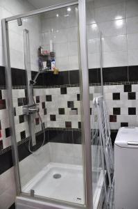 Ванная комната в Апартаменты International