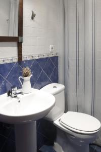 Un baño de Arriola Txiki