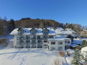 Hotel & Ferienappartements Edelweiss im Winter