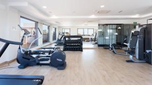 Gimnasio o instalaciones de fitness de La Laguna Gran Hotel