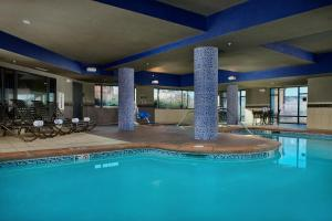 The swimming pool at or near Hampton Inn & Suites Denver/Highlands Ranch
