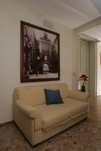 Area soggiorno di Picone Bed&Breakfast