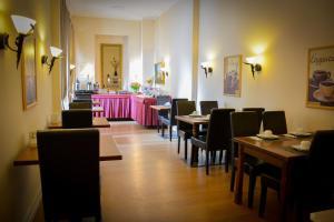 Ресторан / где поесть в Hotel am Landeshaus