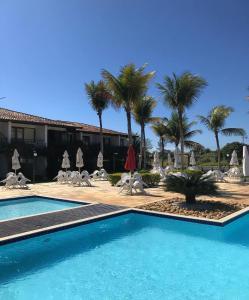 A piscina localizada em Le Corsaire ou nos arredores