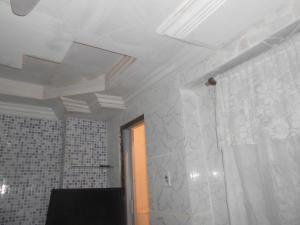 A bathroom at A meson Suites
