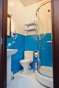 Ванная комната в Lite Hotel Волгоград