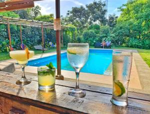 Bebidas en La Casablanca Tayrona House