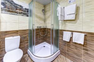 Ванная комната в Стоуни Айленд Отель