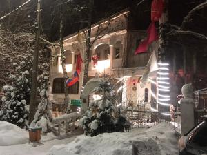 Клинский Двор зимой