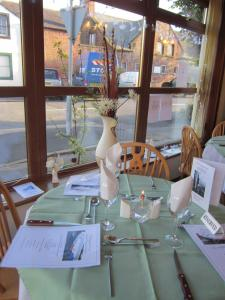 A restaurant or other place to eat at The Sycamore Tree