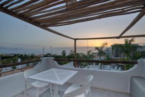 A balcony or terrace at VILLA8