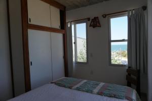 Cama o camas de una habitación en Complejo Aguazul