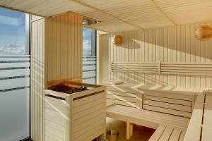 Spa and/or other wellness facilities at Steigenberger Hotel Bremen