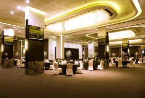 Банкетный зал в курортном отеле