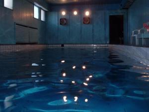 The swimming pool at or near Дом Писателей Цахкадзора