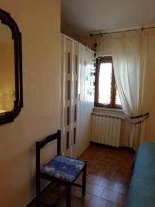 A seating area at B&B Villa Claudia