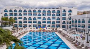 The swimming pool at or near INFINITY BY YELKEN AQUAPARK&RESORTS KUŞADASI