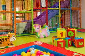Children's play area at Hotel Osmine - All Inclusive