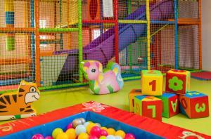De kinderspeelruimte van Hotel Osmine - All Inclusive
