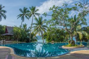 The swimming pool at or near Panwa Boutique Beachfront