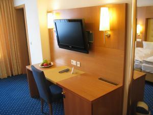 TV/Unterhaltungsangebot in der Unterkunft Hotel-Restaurant-Kolb