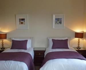 A room at Arisaig Hotel