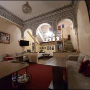Un restaurant sau alt loc unde se poate mânca la Riad Menara One