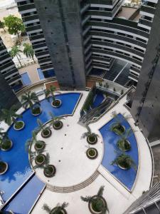 A view of the pool at Landscape Residence by Escala Imóveis or nearby