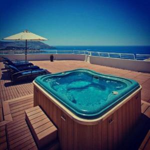 The swimming pool at or near Radisson Blu Resort & Spa, Malta Golden Sands