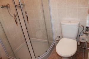 Een badkamer bij Hotel Esprit