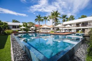The swimming pool at or near Putahracsa Hua Hin Resort