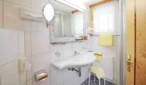 Ein Badezimmer in der Unterkunft Hotel Jägerhof