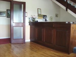 The lobby or reception area at Westfield House