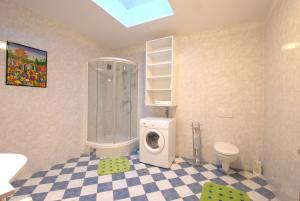 Ein Badezimmer in der Unterkunft Appartement Haberl