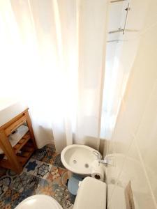 A bathroom at Patagonia Hikes Aparts