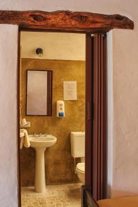 Un baño de Huaira Huasi