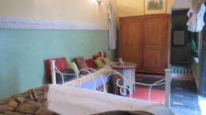 A restaurant or other place to eat at Riad Maizie