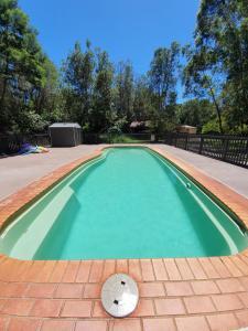 The swimming pool at or near Melaleuca Seaside Retreat