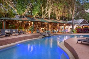 The swimming pool at or close to Ramada Resort by Wyndham Port Douglas