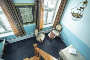 A seating area at Nina Kordon Guesthouse