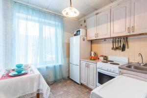 A kitchen or kitchenette at Apart PalmaLoft