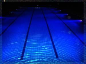 A piscina localizada em Pousada Vista Linda ou nos arredores