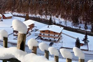 Villa Michaela im Winter