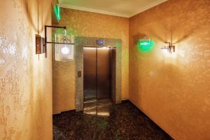 """Ванная комната в Отель """"Лермонт"""""""