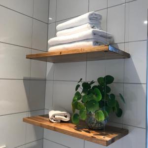A kitchen or kitchenette at Hotel & Appartement de Zevende Heerlijkheid