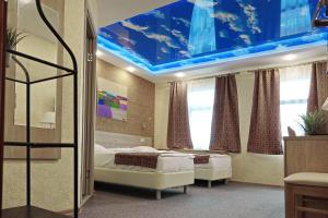 Ванная комната в Скайвью Сити