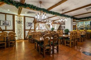 Ресторан / где поесть в Courtyard by Marriott St Petersburg Center