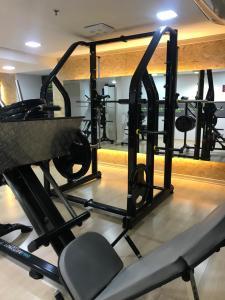 Фитнес-центр и/или тренажеры в Rio Othon Palace