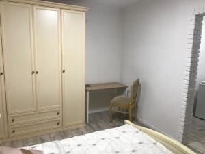Кровать или кровати в номере Enrico